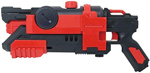 이케다 공업사 물총 워터 건 수 pistol 에어《구리무존레자》 탱크 용량 약500cc 최대 비거리 약7m 000013740