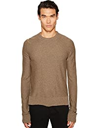 Mens Cashmere/Silk Sweater