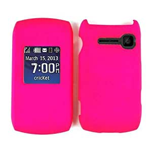 MATTE COVER FOR KYOCERA COAST/KONA CASE FACEPLATE HARD PLASTIC NEON HOT PINK A006-FE S2150 CELL PHONE ACCESSORY