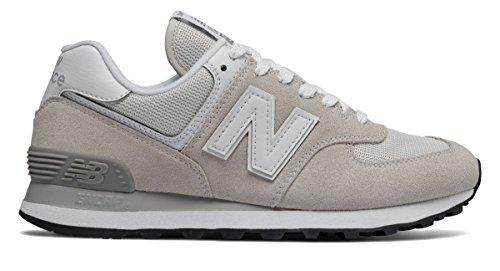 (ニューバランス) New Balance 靴?シューズ レディースライフスタイル 574 Overcast US 8.5 (25.5cm)