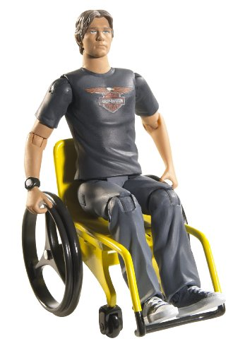 Mattel James Cameron's Avatar RDA Jake Sully with Shaggy hair Action Figure ()