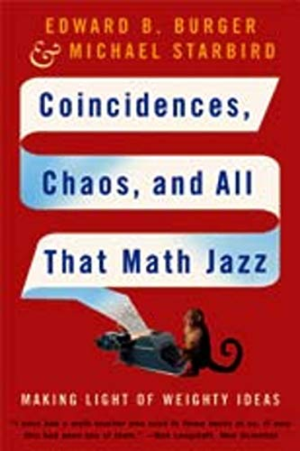Coincidences Chaos That Math Jazz product image