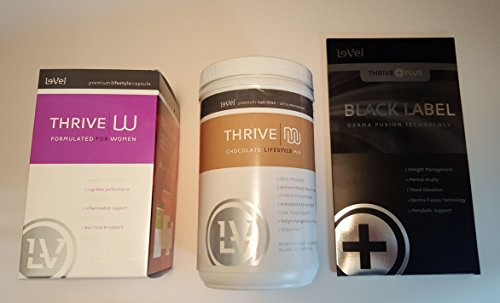 thrive-experience-lifestyle-pack-for-women-black-label-dft-with-chocolate-shake-mix