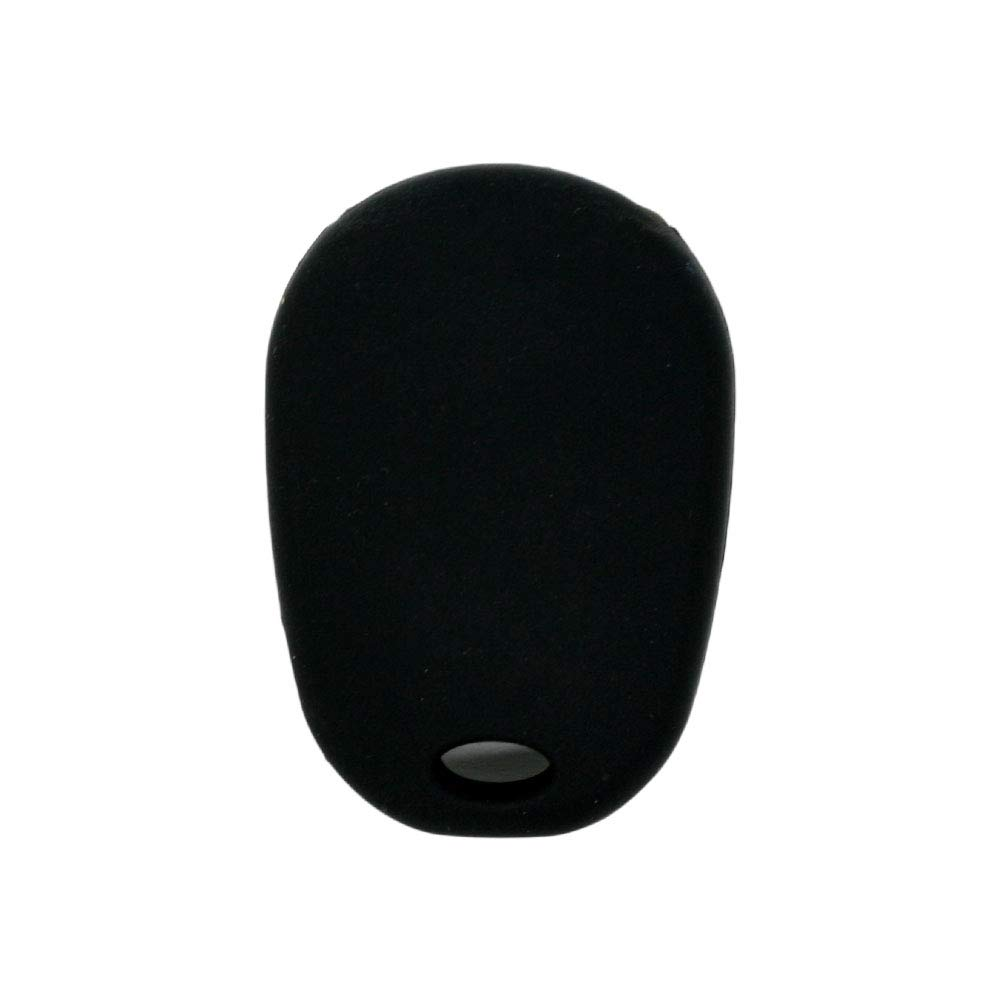 SEGADEN Silicone Cover Protector Case Skin Jacket fit for TOYOTA Sienna 4+1 Button 5 Buttons Remote Key Fob CV4423 Gray
