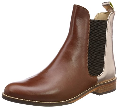- Joules Women's Westbourne Chelsea Boot, Rose Gold, 6 Medium UK (8 US)