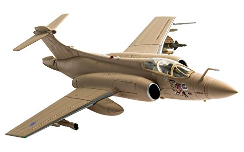 "Corgi Boys Blackburn Buccaneer XW533/A ""Miss Jolly Roger"" RAF #237 OCU 1:72 Aviation Archive Diecast Replica AA34112 Vehicle -  Hornby"