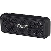 VOXX XS Wireless Stereo Speaker, Black (SP260BK)