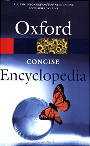 Concise Encyclopedia (Oxford Reference)