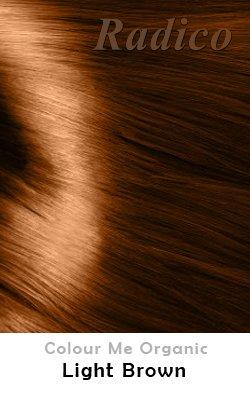 Amazon Com Radico Colour Me Organic Light Brown Beauty