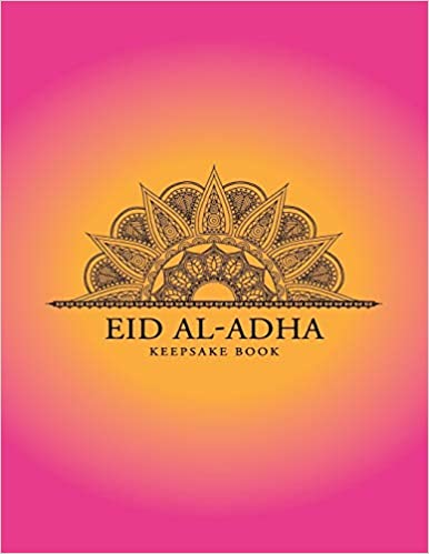 eid al adha keepsake book collect memories through writing