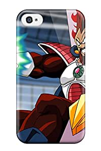 KristineWilliamsshop King Vegeta Awesome High Quality Iphone 4/4s Case Skin