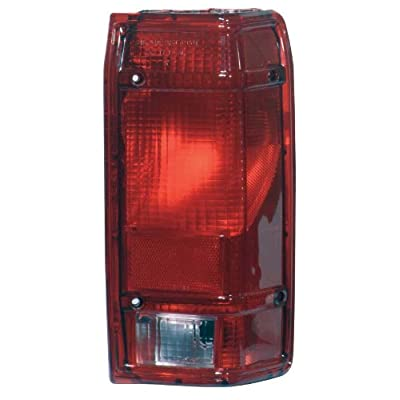 TYC 11-1376-01 Ford Ranger Passenger Side Replacement Tail Light Assembly: Automotive