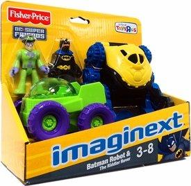 Imaginext Riddler Bi-plane Batman MrFreeze Joker Rare | eBay |Imaginext Riddler