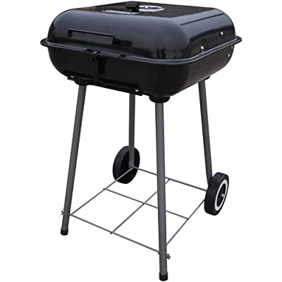 Charcoal Grill Portable BBQ Outdoor Camping Grilling Barbecue Smoker Cooking NEW by Bangpan