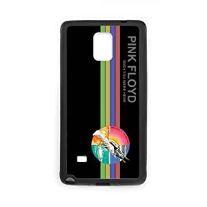 Cool Band Pink Floyd Phone Case Sumsung note Phone Case Cover Custom Case for SamSung Galaxy Note4 (Laser Technology)