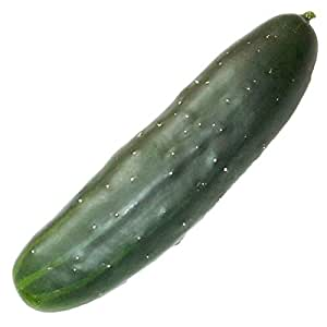 Organic Cucumber - Marketmore 76 (Cucumis Sativus) NON-GMO Resembles Supermarket Cukes Highly Productive, Disease Resistant, a Gardening Favorite! Approx 30 Seeds
