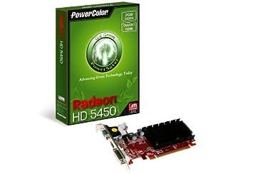 PowerColor AX5450 2GBK3-SHV2 AMD Radeon HD5450 2GB - Tarjeta ...