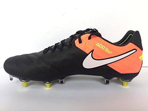 low priced e3930 7c40a Nike Tiempo Legend VI SG-PRO Anti Clog Traction Soccer Sz 8.5 Black  869483-018