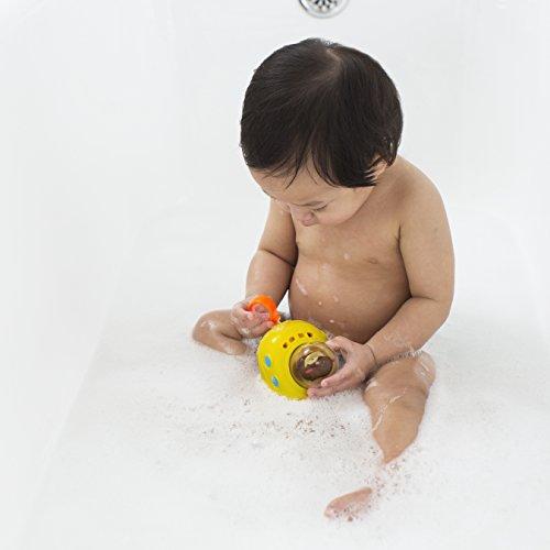 41fV%2Bf8toPL - Skip Hop Pull & Go Monkey Submarine: Baby Bath Toy, Marshall Monkey Zoo Character