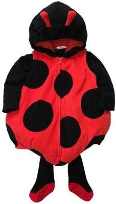 Traje de Carter - Ladybug- 6-9 meses Color: Mariquita Tamaño: 6-9 ...