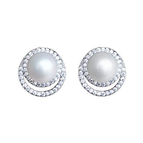 Freshwater Cultured Pearl Earr
