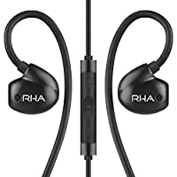 RHA T20 High Fidelity Noise Isolating In-ear Headphone only Dual Coil In-Ear Headphone