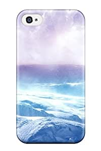 Lori Hammer's Shop Case Cover Mountain/ Fashionable Case For Iphone 4/4s 6977159K47890371