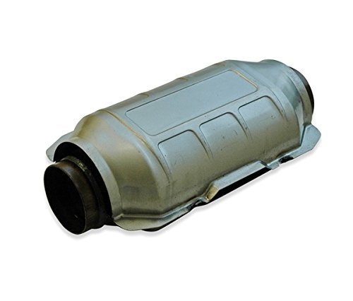 Yonaka Universal 2.25' High Flow Performance Ceramic Core Catalytic Converter Yonaka Motorsports