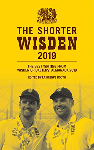 Pdf Outdoors The Shorter Wisden 2019: The Best Writing from Wisden Cricketers' Almanack 2019