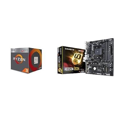 AMD Ryzen 3 Processor with Radeon Vega 8 Graphics from AMD
