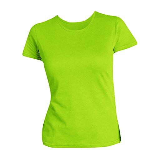 SOLS- Camiseta de manga corta Miss para chica/mujer Lima