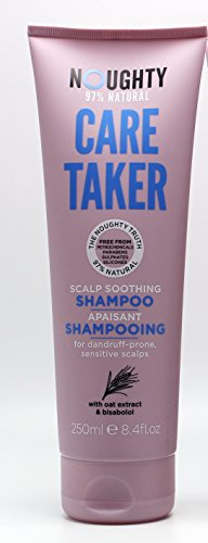 Noughty Care Taker Scalp Soothing Shampoo, 8.4 Ounce
