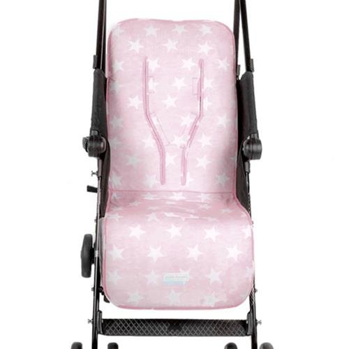 Pasito a Pasito - Colchoneta para silla, color rosa: Amazon ...