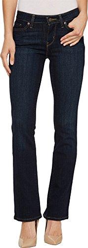 Levi's Women's 715 Vintage Bootcut Jeans, Happenstance, 28 (US 6) - Cut Vintage Outs
