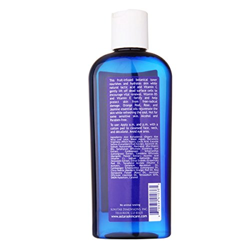 Astara AHA Nutrient Toning Essence Lotion, 6 fl oz