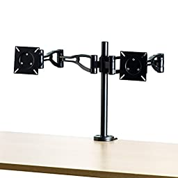 Fellowes Adjustable Dual Monitor Arm (8041701)