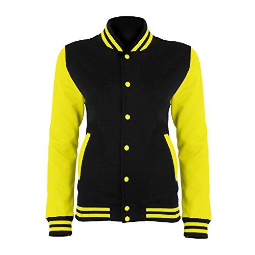 Electric Jet Absab Black Blouson Homme Yellow Ltd qxXZP0