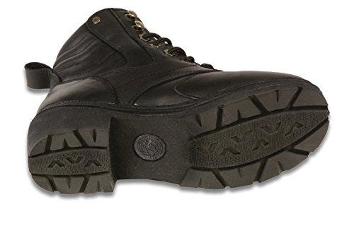 Mbl9320 amp; Damen Stiefel Milwaukee Stiefeletten blk schwarz 9 M schwarz US d6wqnd7UxW