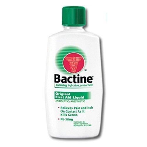 Aid Original First - Bactine Original First Aid Liquid 4 fl oz (pack of 2) by Bactine