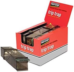 Procter Bros Ltd Pest-Stop Little Nipper Single Rat Trap Boxed