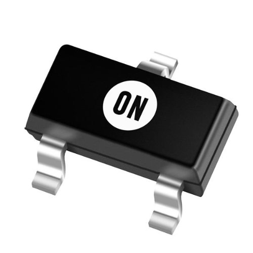 ON SEMICONDUCTOR BC848BWT1G RF TRANSISTOR, NPN, 30V, 100MHZ, SOT-323 (500 pieces)