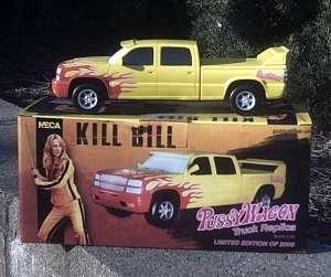 Pussy in trucks