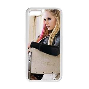QQQO Avril Lavigne Design Pesonalized Creative Phone Case For Iphone 5C