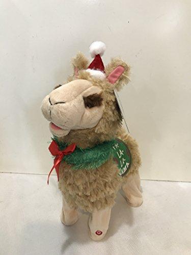 Enchanted Forest Plush (Darling Dancer Fa La La Stuffed Plush Llama Sings and Dances)