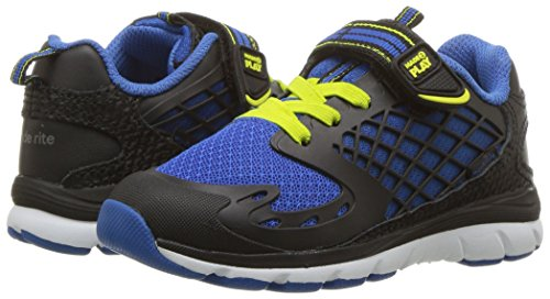 Pictures of Stride Rite Boys' Made 2 Play Breccen BB60269 Black/Lime 5