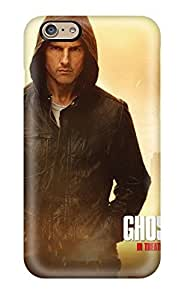 Excellent Iphone 6 Case Tpu Cover Back Skin Protector Tom Cruise In Mission Impossible 4