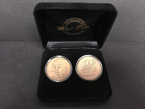 - Kobe Bryant Solid Bronze Medallion Limited Edition Mint Two-Coin 1998 NBA All Star Game Los Angeles Lakers from the Highland Mint and is serial numbered to 1,000