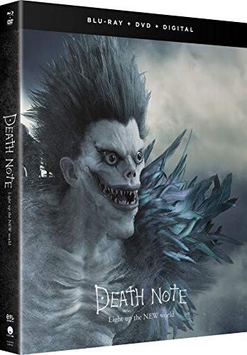 Death Note: Light Up the New World [Blu-ray]