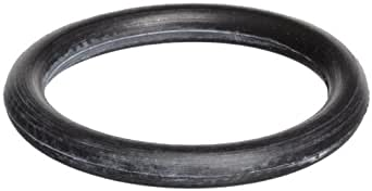 EPDM 448 O-Ring 9-1//2 ID 1//4 Width Black 70A Durometer 10 OD
