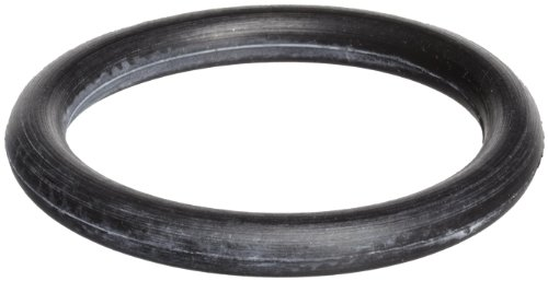 222 EPDM O-Ring, 70A Durometer, Black, 1-1/2